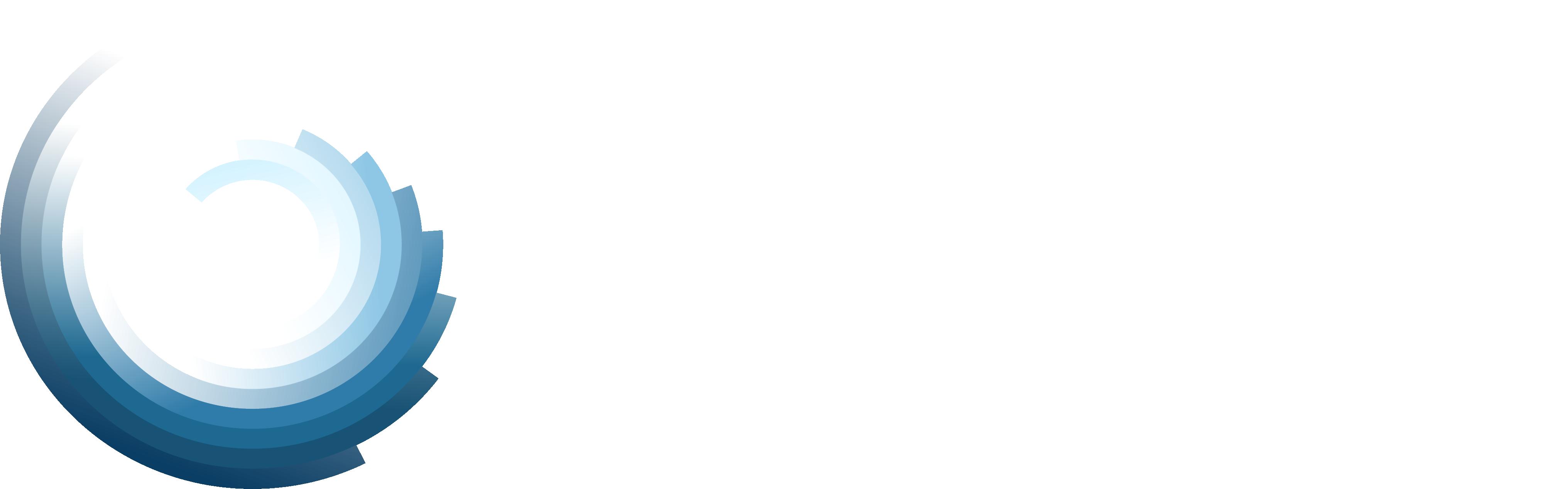 Logo Vortex. белый